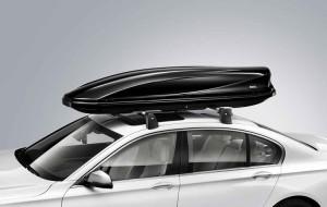 Coffre de toit voiture berline