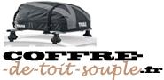 Coffre de toit souple