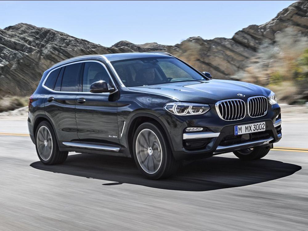 BMW X3, le SUV de référence
